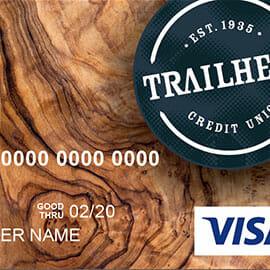 Trailhead Rewards Credit Card with Pathfinder Points